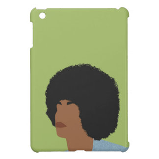 Angela Davis Feminist iPad Mini Covers
