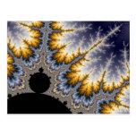 Angela - fractal tarjetas postales