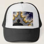 Angela - Fractal Trucker Hat