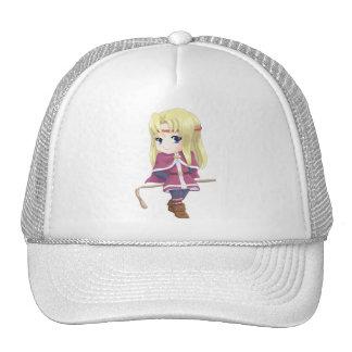 Angela Lockwood cap Trucker Hat