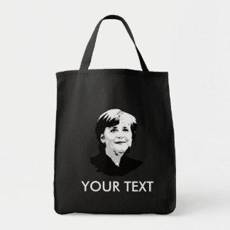 Angela Merkel Bolsa Tela Para La Compra