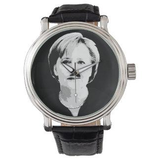 Angela Merkel Relojes De Pulsera