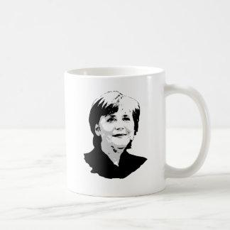 Angela Merkel Taza Clásica