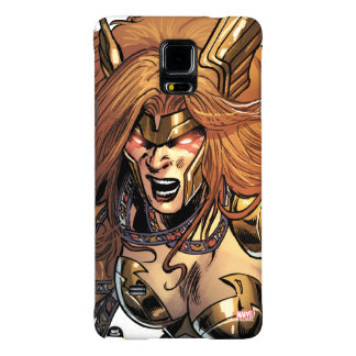 Angela Ready To Fight Galaxy Note 4 Case