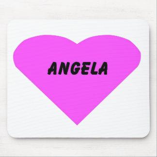Angela Tapete De Ratón