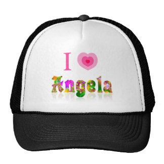 Angela Trucker Hat