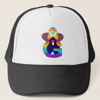 Angelbet Letter G Trucker Hat