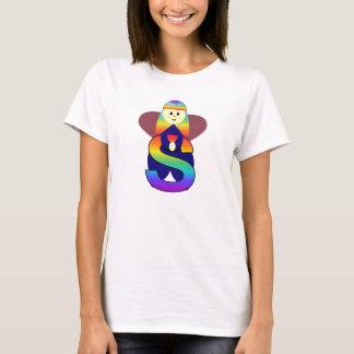 Angelbet Letter S T-Shirt