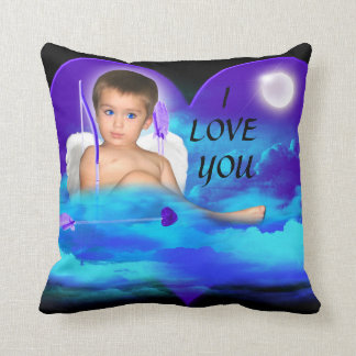 ANGELDREAMS2 CUPID,S I-LOVE-YOU PILLOW