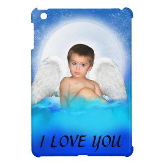 ANGELDREAMS2 SPREAD-YOUR-WINGS I-PAD MINI-CASE iPad MINI COVER