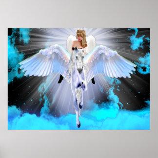Angeldreamz mystic-rider poster