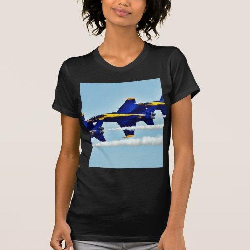 Ángeles azules en el Miramar Airshow Camiseta
