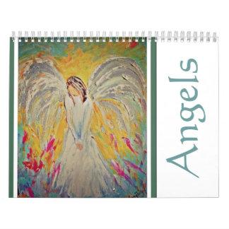 Ángeles Calendario De Pared