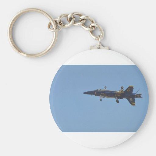 Ángeles de azules marinos de McDonnell Douglas F-1 Llavero Personalizado