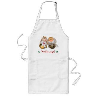 Ángeles de la cocina delantal largo