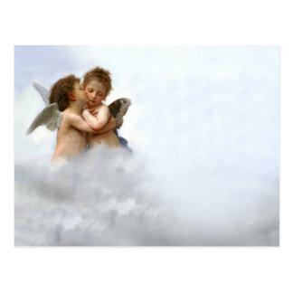 Ángeles de la nube postal