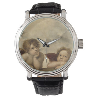 Ángeles de Raphael Relojes De Mano
