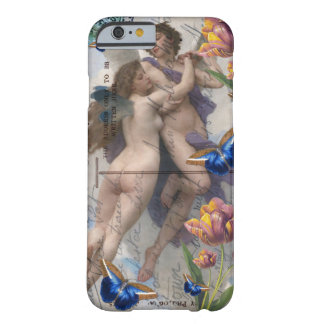 Ángeles Decoupage Funda Para iPhone 6 Barely There