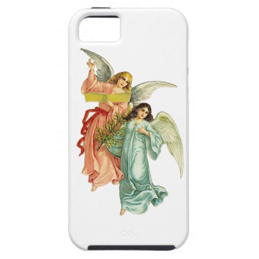 Ángeles divinos iPhone 5 Case-Mate cárcasas
