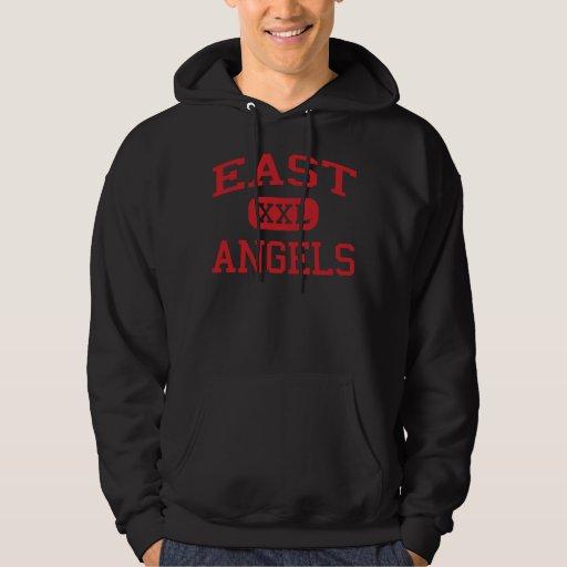 - Ángeles - High School secundaria del este del Sudadera Encapuchada