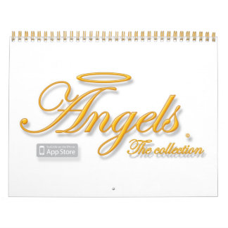 Ángeles la colección Callendar Calendarios