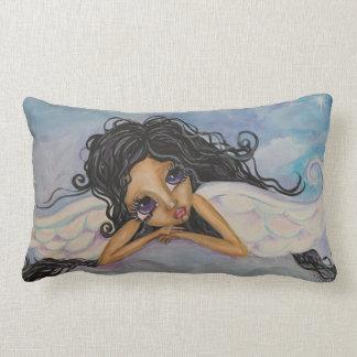 Ángeles que vigilan usted la almohada