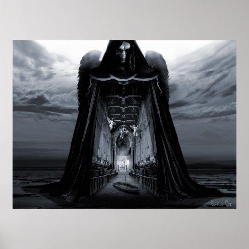 Ángeles y demonios: Ángel de la misericordia Posters