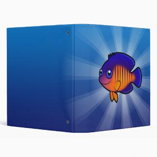 "Angelfish 1 del dibujo animado carpeta 1"""