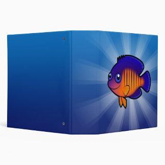 "Angelfish 1 del dibujo animado carpeta 2"""