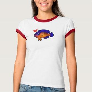 Angelfish 1 Love T-shirt