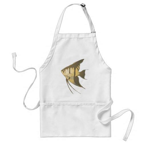 Angelfish 2 delantal
