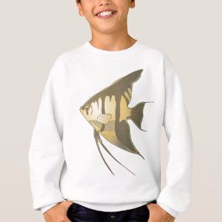Angelfish 2 sudadera