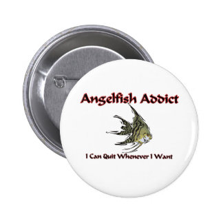 Angelfish Addict Buttons