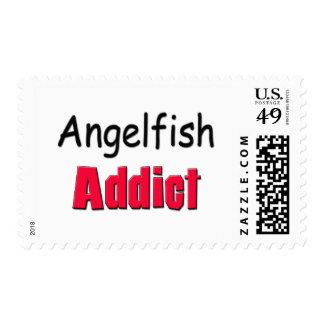 Angelfish Addict Postage