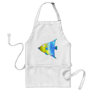 Angelfish Standard Apron