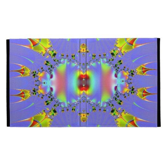 Angelfish Aquarium Fractal iPad Cases