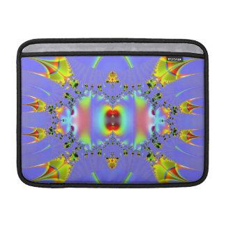 Angelfish Aquarium Fractal MacBook Sleeve