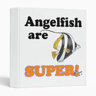 angelfish are super vinyl binders