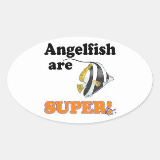 angelfish are super sticker