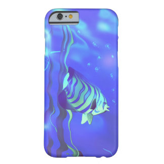 Angelfish Blues iPhone 6/6s Barely There iPhone 6 Case