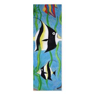 angelfish business card templates