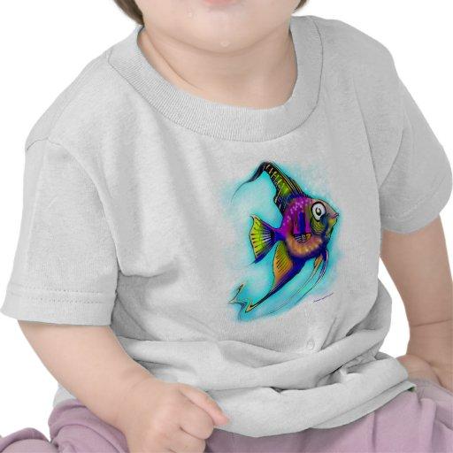 Angelfish Camisetas