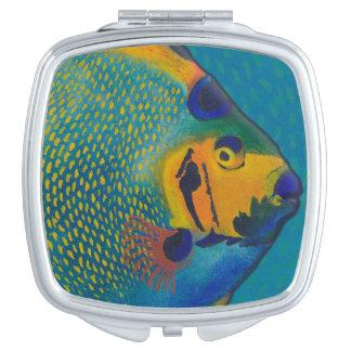 Angelfish Compact Mirror
