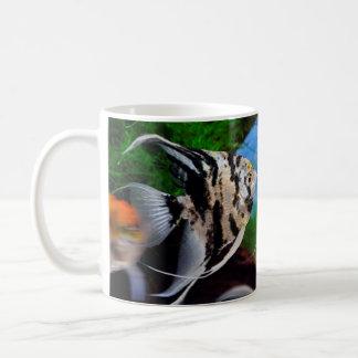 Angelfish Cup Classic White Coffee Mug