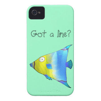 Angelfish iPhone 4 Protectores