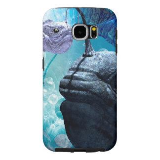 Angelfish Funda Samsung Galaxy S6