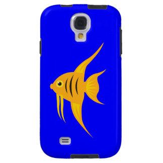 AngelFish in the deep blue sea