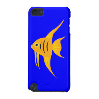 AngelFish in the deep blue sea iPod Touch (5th Generation) Cover