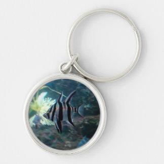 Angelfish  Keychain