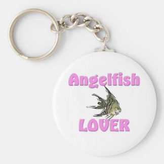 Angelfish Lover Key Chains